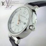 LV-0041 新款潮流商務男士魅力白色自動機械腕錶