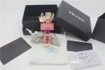 PRADA 002 普拉達粉色天使包包吊飾鑰匙圈小精品