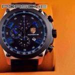 Porsche-034    男士腕表進口石英機芯 316精鋼表殼真皮表帶