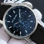Porsche-04 保時捷進口6S20石英機芯 钛精鋼材質手表