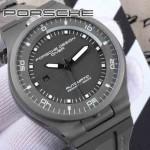 Porsche-018   保時捷翻蓋系列 進口原裝機械機芯天然橡膠