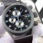 Porsche-028  純天然橡膠以及钛鋼材質  日本6S20石英機芯