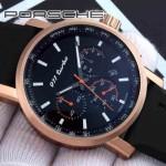 Porsche-08   保時捷進口6S20石英機芯 钛精鋼材質手表