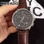 MOVADO-09 潮流商務男士思卡系列計時跑秒藍寶石鏡面進口石英腕錶