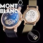 MONTBLANC-04 巴塞爾表展新款男士單鈕計時316精鋼材質全自動機械腕錶