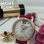 Montblanc-155    進口石英機芯 萬寶龍女士腕表