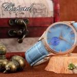 Chopard-012 蕭邦原裝進口石英機芯女士腕表