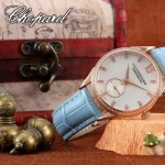 Chopard-014 蕭邦原裝進口石英機芯女士腕表