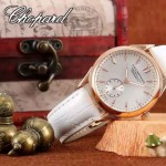 Chopard-03 蕭邦原裝進口石英機芯女士腕表
