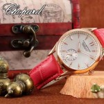 Chopard-06 蕭邦原裝進口石英機芯女士腕表