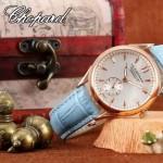 Chopard-07 蕭邦原裝進口石英機芯女士腕表