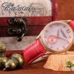 Chopard-013 蕭邦原裝進口石英機芯女士腕表