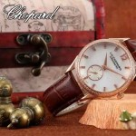 Chopard-011 蕭邦原裝進口石英機芯女士腕表