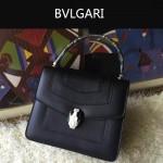 Bvlgari-0011-4 人氣熱銷寶格麗原版皮手提單肩斜背包