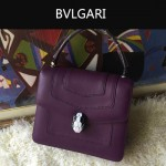 Bvlgari-0011-6 人氣熱銷寶格麗原版皮手提單肩斜背包