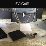 Bvlgari-0010-3 人氣熱銷寶格麗新款雙層原版皮長方形單肩斜背包