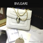 Bvlgari-009-1 名媛必備寶格麗新款原版皮單肩斜背包