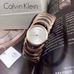 CK-017 時尚新款Calvin Klein專櫃型號K4G23526手鏈款時尚瑞士石英女士腕表