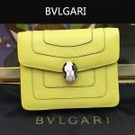 Bvlgari-009 名媛必備寶格麗新款原版皮單肩斜背包