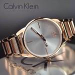 CK-015-1 時尚新款凱文克萊Ladies系列瑞士石英女士腕表