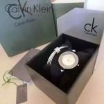 CK-07-3 歐美流行單品閃亮銀白底手鐲款進口石英腕錶
