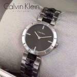 CK-016-1 時尚新款Calvin Klein邊緣系列K5T33C41女士原單腕表
