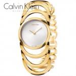 CK-017-3 時尚新款Calvin Klein專櫃型號K4G23526手鏈款時尚瑞士石英女士腕表