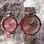 CK-03-4 人氣熱銷單品間玫瑰金系列玫瑰金情侶款進口石英腕錶