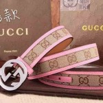 Gucci-1113 古馳原版皮皮帶新款腰帶