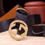 Gucci-1120 古馳原版皮皮帶新款腰帶