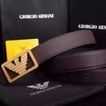 Armani-203 阿瑪尼原版皮皮帶新款腰帶