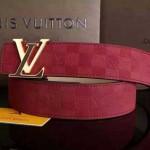 LV-186 路易威登原版皮皮帶新款腰帶