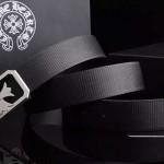 Chrome Hearts-057 克邏心原版皮皮帶新款腰帶