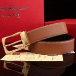salvatore ferragamo-123  菲拉格慕原版皮皮帶新款腰帶