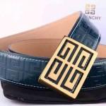 Givenchy-85  紀梵希原版皮皮帶新款腰帶