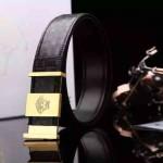Versace-107 範思哲原版皮皮帶新款腰帶