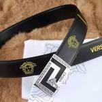 Versace-110 範思哲原版皮皮帶新款腰帶