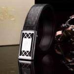Versace-105 範思哲原版皮皮帶新款腰帶