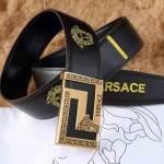Versace-111 範思哲原版皮皮帶新款腰帶