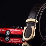 Cartier-408 卡地亞原版皮皮帶新款腰帶