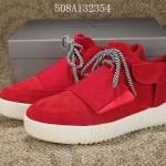 Adidas 阿迪達斯-08-1 潮流炫酷熱銷男士紅色運動鞋