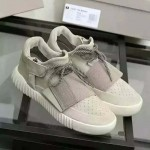 Adidas 阿迪達斯-08 潮流炫酷熱銷男士灰色運動鞋