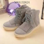 Adidas 阿迪達斯-10-2 潮流炫酷侃爺椰子Yeezy 750 Boost運動高幫休閑鞋