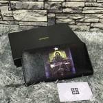 GIVENCHY-005-8 人氣熱銷新款聖母圖案十字紋拉鏈長款錢包