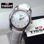 TISSOT-T023-01 名媛必備日本石英機芯藍寶石水晶玻璃女士腕表