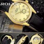 ROLEX-045-07 勞力士8218全自動瑞士機芯頂級藍寶石鏡面男士腕表