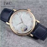 IWC-067-01 萬國波濤菲諾系列瑞士2824機芯男士腕表