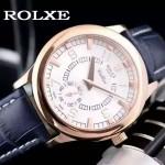 ROLEX-046-05 勞力士進口石英機芯礦物耐磨玻璃男士腕表