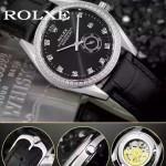 ROLEX-045-013 勞力士8218全自動瑞士機芯頂級藍寶石鏡面男士腕表