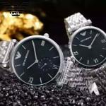 ARMANI-196-02 阿瑪尼最新進口石英機芯情侶款手表